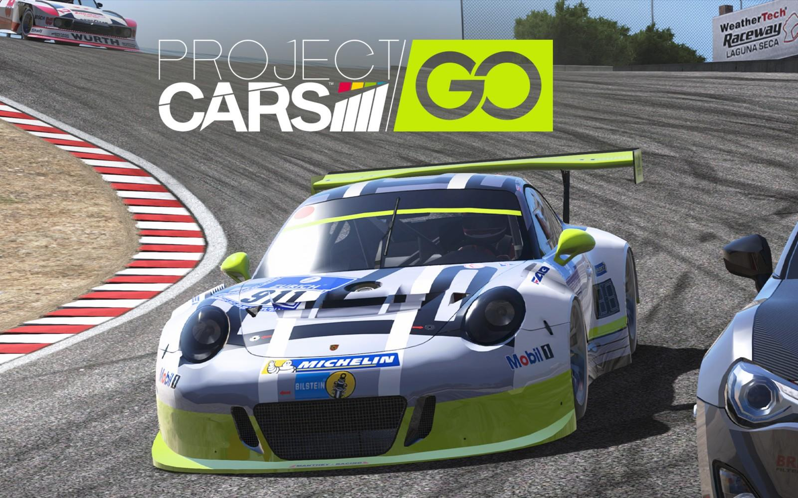 'Project CARS GO' finally comes out on March 23rd for Android and iOS
