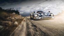 Cette incroyable Porsche 917 est (aussi) faite pour la route !