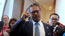 Thomas says no plans to pursue Apandi over 1MDB inaction