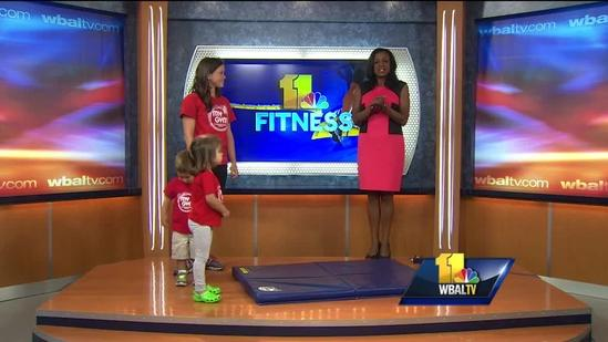 Center starts kids off on lifetime of physical fitness