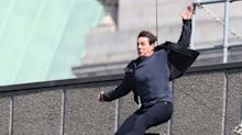Studio confirms production delay for Mission: Impossible 6 after Tom Cruise stunt fail