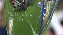 Champions League: Quarter-final draw