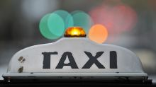 Taxi driver 'threatened with gun' after dropping off passenger