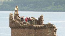 Em busca do DNA do monstro do Lago Ness