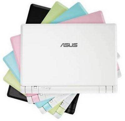 Asus' 2G Surf Eee PC: a taste of Spring in January
