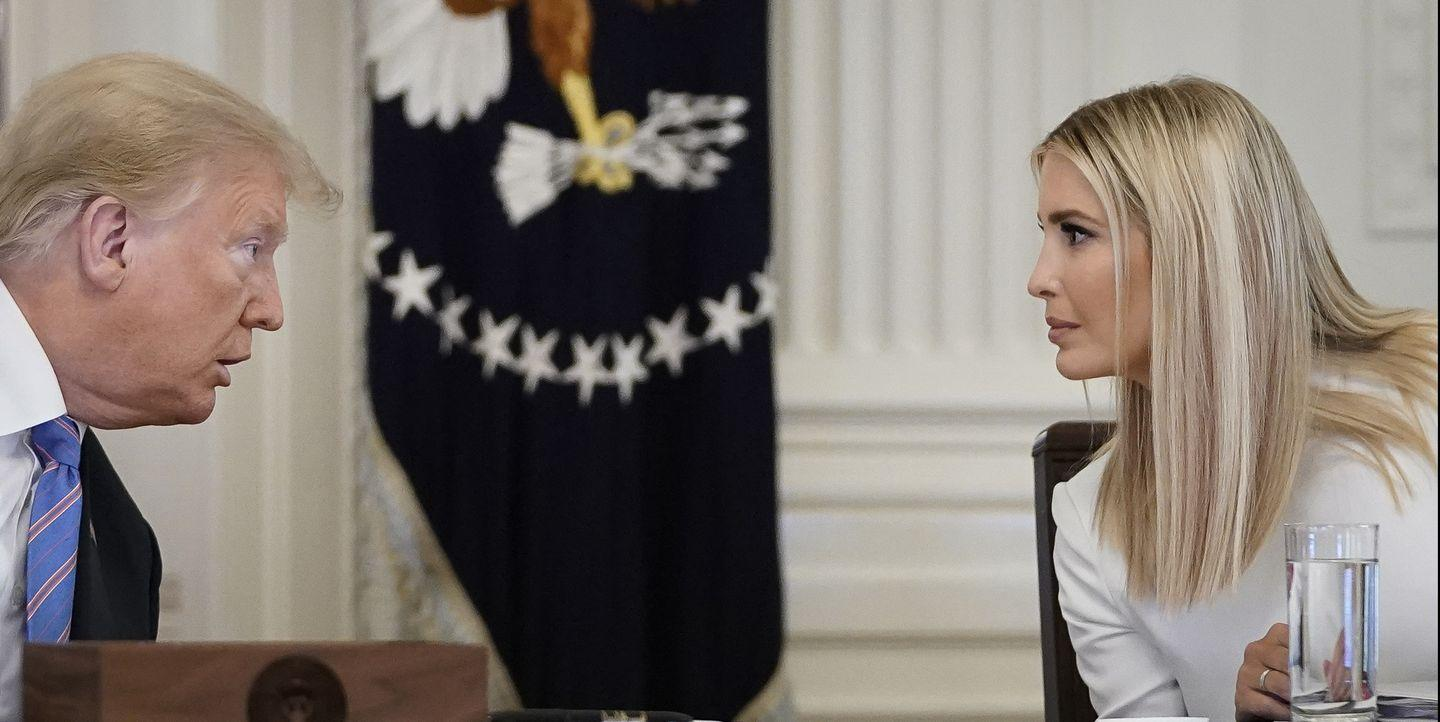 Ivanka Thinks Unemployed People Should Try Not Being Unemployed