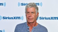 Anthony Bourdain's custom chef's knife, script from 'The Simpsons' and more going up for auction