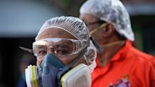 Reusable respirators protect doctors and nurses against coronavirus. They aren't in the national stockpile.