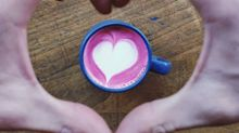 Instagram se tiñe de rosa con el 'Pink latte'