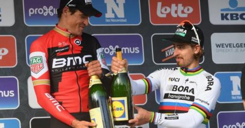 Cyclisme - UCI - Greg Van Avermaet détrône Peter Sagan en tête du classement mondial UCI