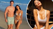 'Perfection': Nicole Scherzinger, 42, stuns in beach bikini snap