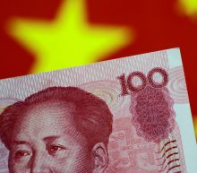 China's yuan down as Beijing, Washington escalate trade row; stimulus hopes boost stocks
