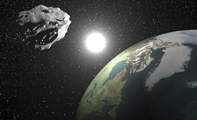 NASA's asteroid capture mission is a testbed for trips to Mars