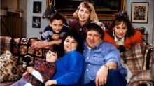 """We just got another behind-the-scenes peek at the """"Roseanne"""" revival, and this set looks like the most fun"""