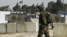 Sole crossing between Syria and Israel-held Golan reopens