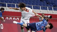 Mexico's promising Olympics start hits big bump in soccer loss to Japan