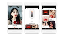 Pinterest launches virtual makeup 'Try on' feature, starting with lipstick