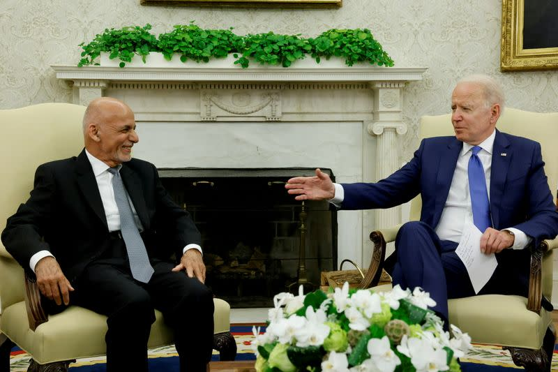 Biden lost faith in the U.S. mission in Afghanistan over a decade ago
