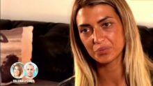 Valeria, lacrime e delusione per il comportamento del fidanzato
