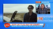Depp settles out of court