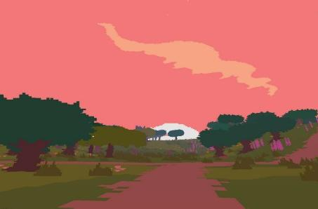 Proteus brings natural, pixelated beauty to PS3, Vita this fall