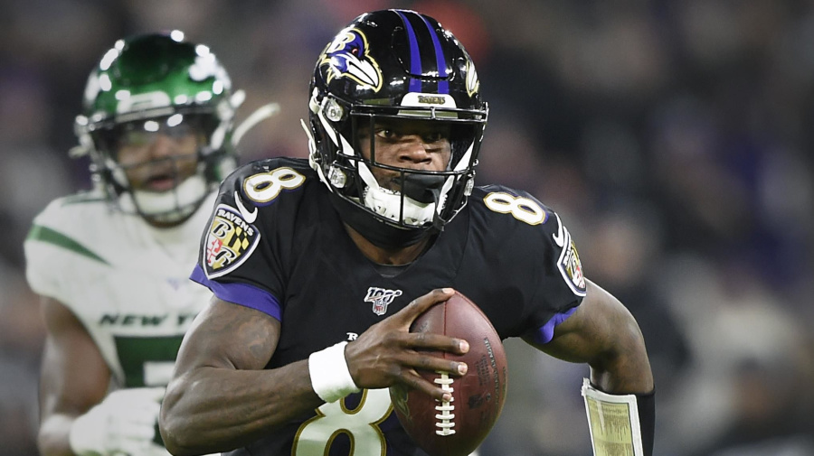The Ravens could be even scarier this season
