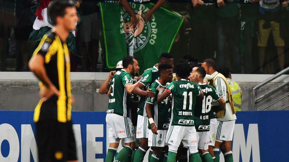 Palmeiras tem começado mal nos jogos e fez 76% dos gols no 2º tempo