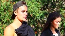 ¿Bieber tiene nueva novia modelo?