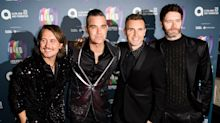 Take That to be joined by Robbie Williams for one-off virtual reunion