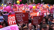 Kulturkampf ums Abtreibungsverbot in Irland