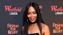 Naomi Campbell announces she's a mother to a baby girl