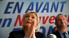 Pour la première fois, Marine Le Pen appelle à voter LR dès le premier tour