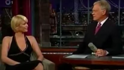 Paris Hilton recalls being 'humiliated' by Letterman