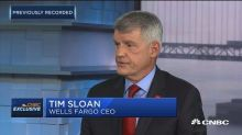 Wells Fargo CEO Tim Sloan: I'm the right person to be CEO