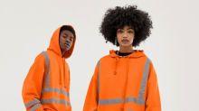 Kunden machen sich über Asos-Hoodie im Worker-Style lustig