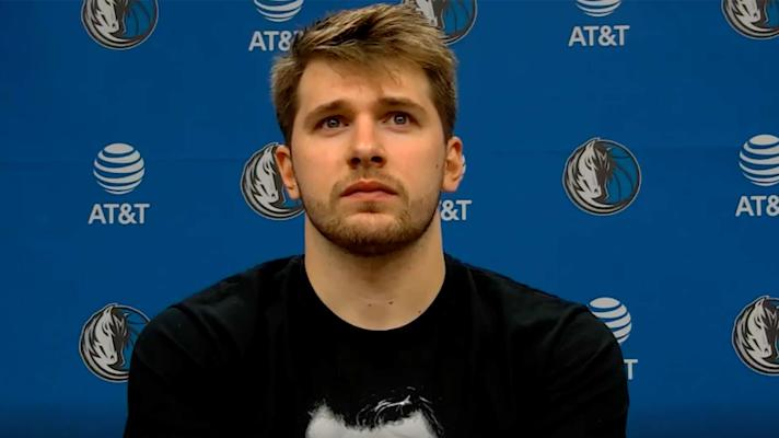 Luka Doncic: 'I don't understand the idea of a play-in'
