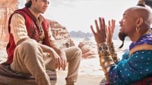 First official photos from 'Aladdin' unveiled and Will Smith's Genie is definitely not blue