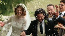 'Juego de Tronos': así fue la romántica boda de Kit Harington y Rose Leslie