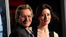 Gary Oldman's ex-wife accuses Oscars of hypocrisy
