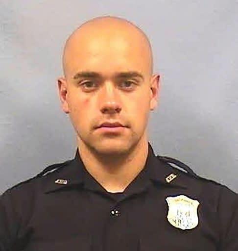Polizisten George Floyd