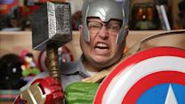 Angry Nerd - The Avengers Get Voice Acting Wrong