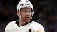 Family man Patric Hornqvist credits Panthers GM Bill Zito with selling him on trade to Florida