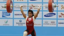 Three Kazakh weightlifters stripped of gold medals from 2012 Games