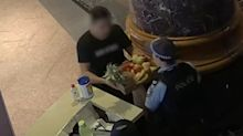 Man charged after allegedly delivering drugs to police for traveller in quarantine hotel