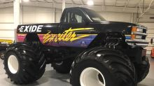 You Can Own Your Own '90s Monster Truck