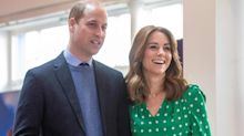Kate Middleton accessorizes her green dress with shamrock jewelry during final day of Irish tour