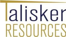 Talisker receives up to 96.96% Gold Recovery at Charlotte Zone