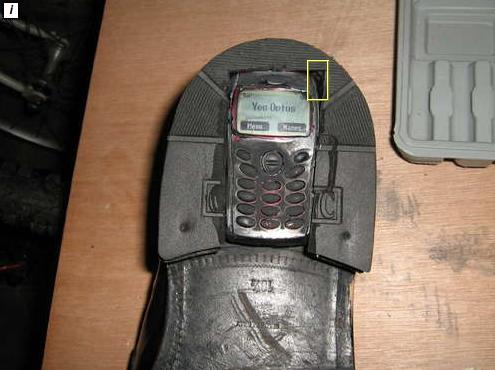 Play Agent 86 with a D.I.Y. guide to making a shoephone