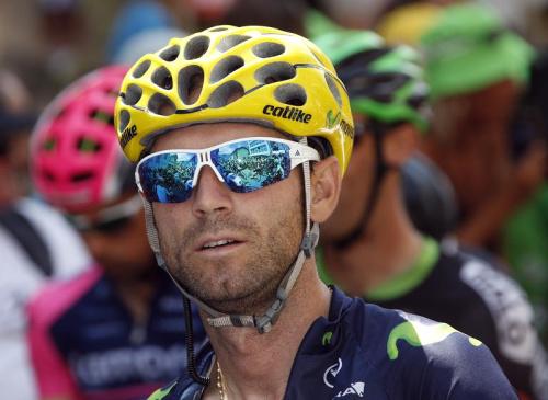 Alejandro Valverde s'offre Liège-Bastogne-Liège pour la 4e fois