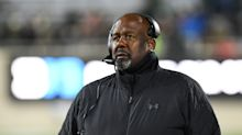 Maryland coach Mike Locksley just wants answers years after son's shooting death